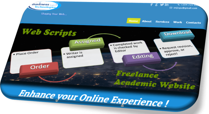 com  lance academic web script that fulfills all your writing needs the lance academic script enables you to manage your writers clients and assignment